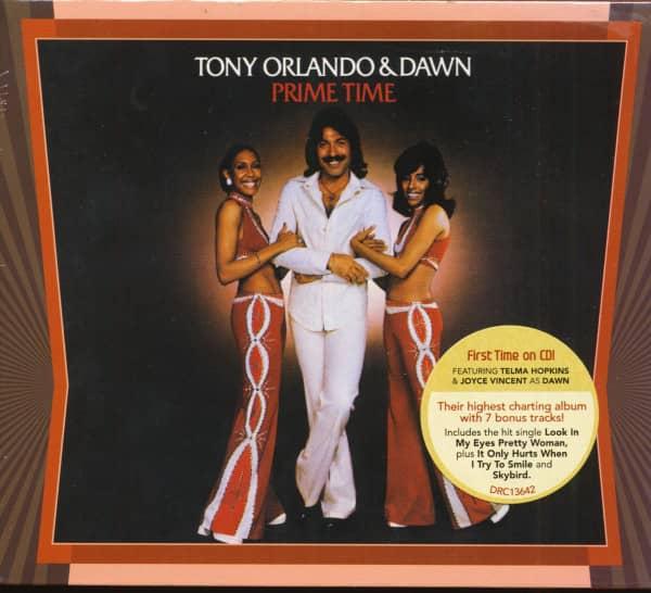 Prime Time - Tony Orlando & Dawn Series No.4 (CD)