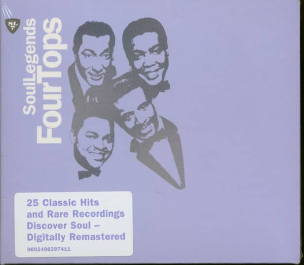 Soul Legends (CD)