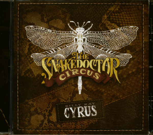 The Snakedoctor Circus (CD)