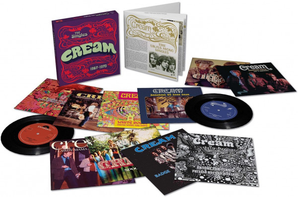 The Singles 1967-1970 (10 Singles, Limited Edition, Box Set) (Mono)