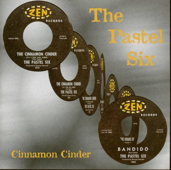 Cinnamon Cinder (CD)