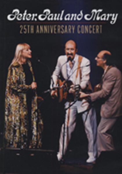 25TH Anniversary Concert (1986 PBS)