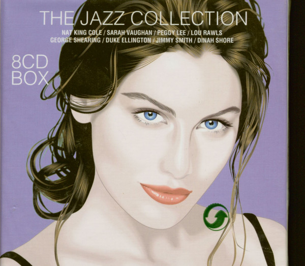The Jazz Collection (8-CD)