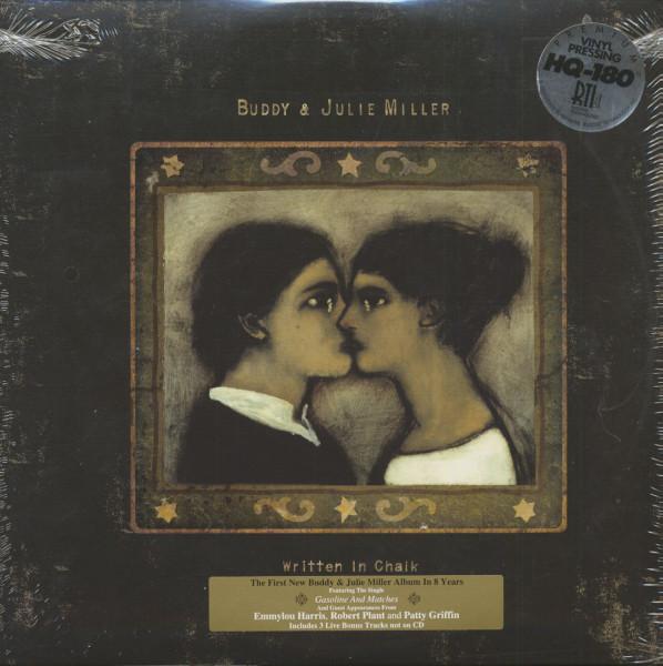 Written In Chalk (2-LP, 180g Vinyl)