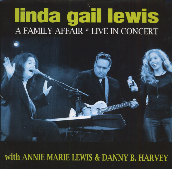 A Family Affair - Live In Concert (CD)