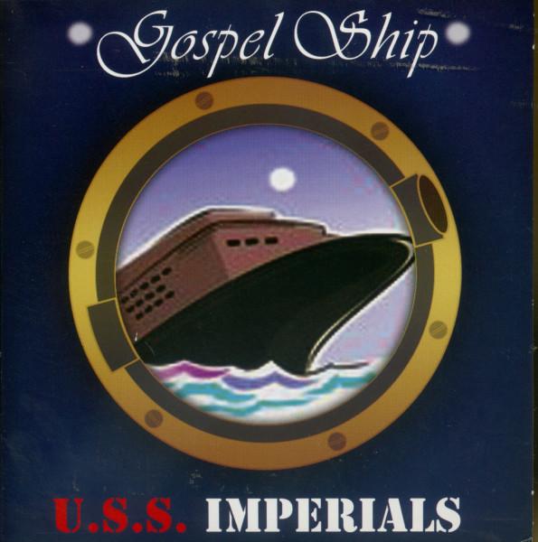 Gospel Ship - USS Imperials (CD)