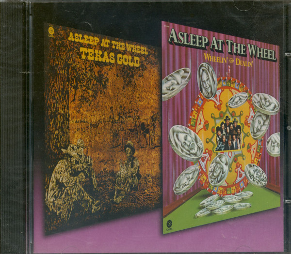 Texas Gold - Wheelin' And Dealin' (CD)