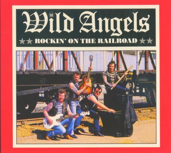 Rockin' On The Railroad (CD)