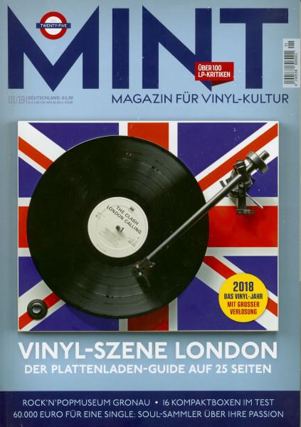 Mint Magazin #25, Januar 2019