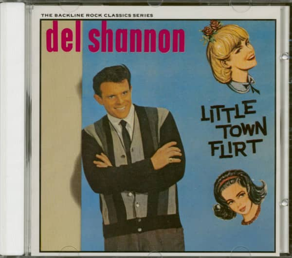 Little Town Flirt (CD)