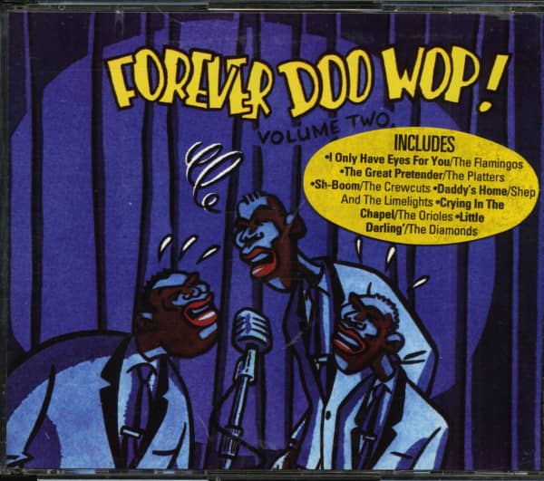 Forever Doo Wop, Vol.2 (CD)