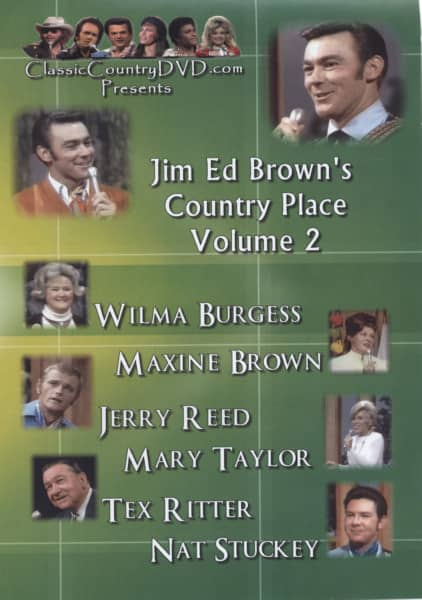 Jim Ed Brown's Country Place Vol.2