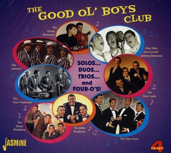 Good Ol' Boys Club (4-CD)
