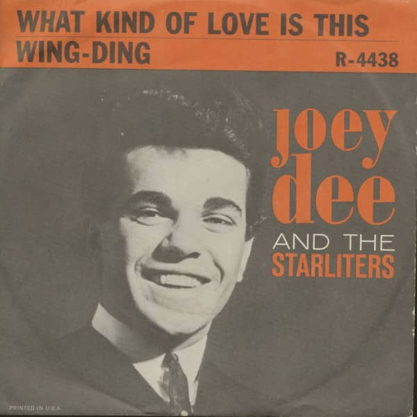 What Kind Of Love Is This - Wing Ding (7inch, 45rpm, PS)