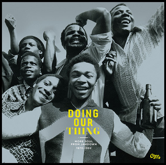 Doing Our Thing - More Soul From Jamdown 1970-82 (2-LP, 180g Vinyl)