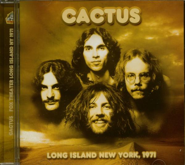 Long Island New York, 1971 (CD)