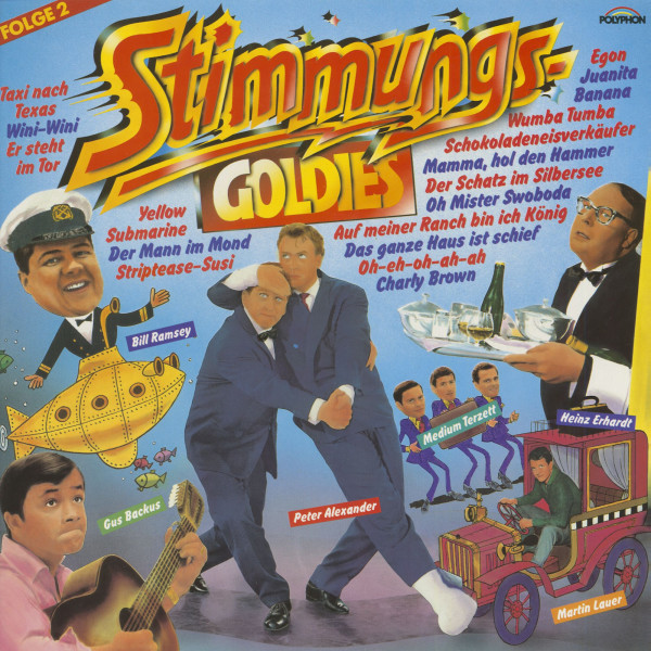 Stimmungs-Goldies Vol.2 (LP)