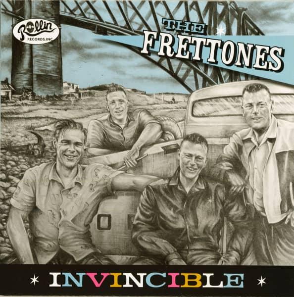 Invincible (LP, 10inch)