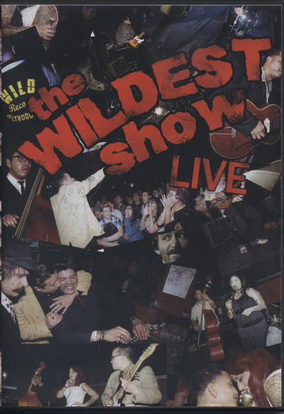 Wild Records -The Wildest Show Live At Weber's 2011 (DVD)