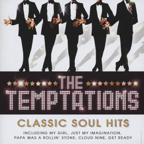 Classic Soul Hits - TV advertised compilation