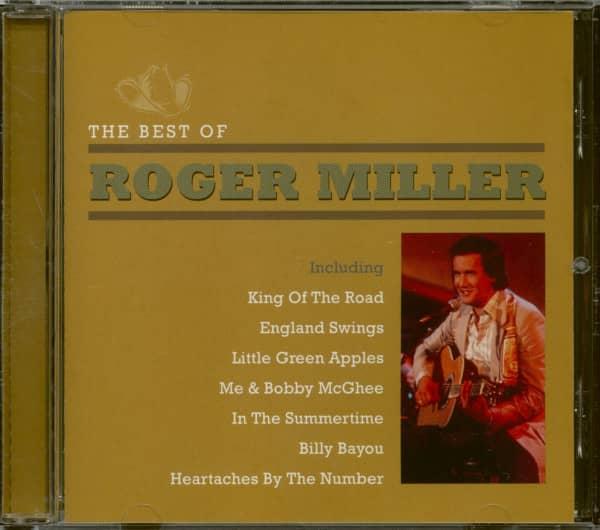 The Best Of Roger MIller (CD)