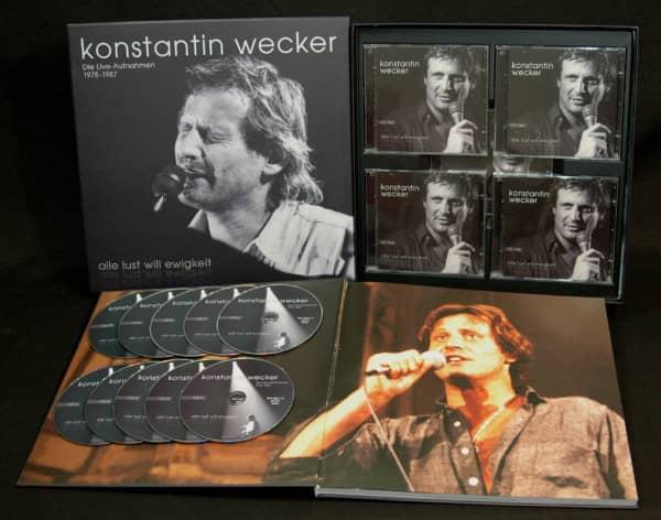 Live-Aufnahmen (10-CD Deluxe Box Set)