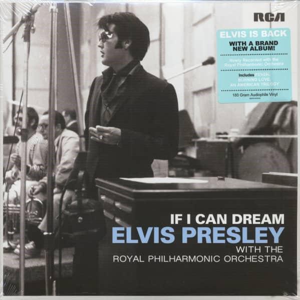 If I Can Dream (2-LP, 180 Gram Audiophile Vinyl, US Pressing)