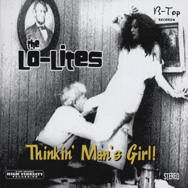 Thinkin' Man's Girl!