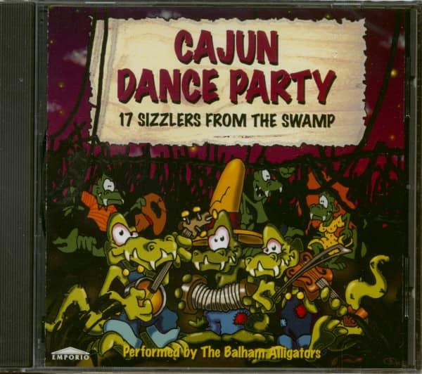 Cajun Dance Party (CD)