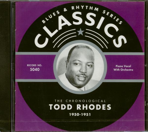The Chronological 1950-1951 (CD)