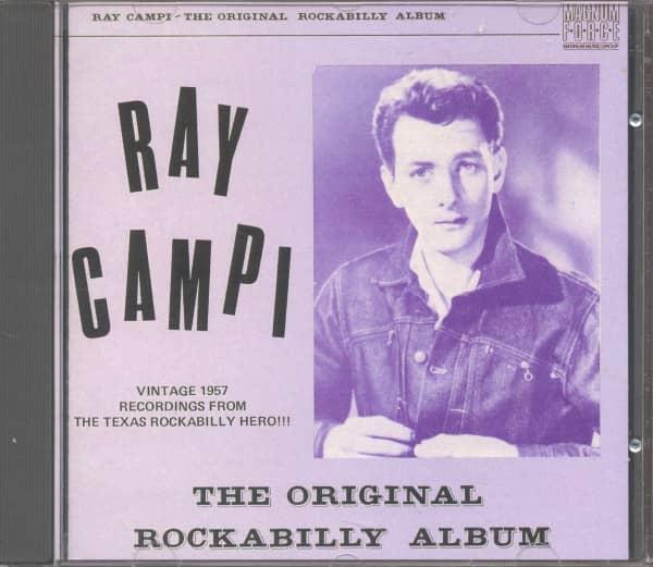 The Original Rockabilly Album (CD)
