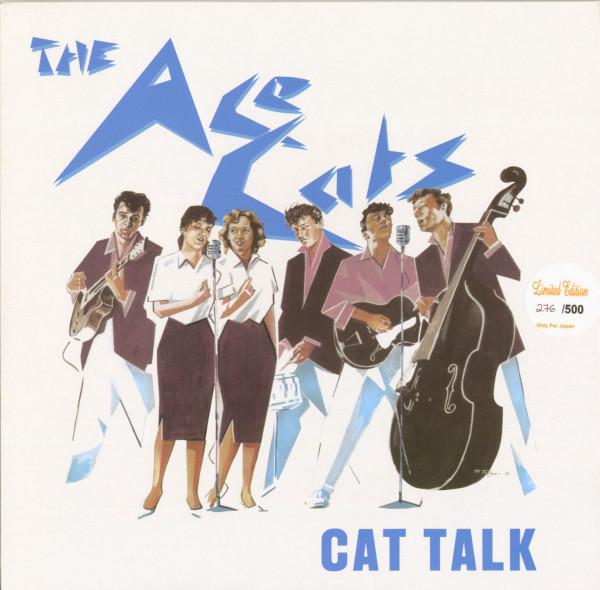 Cat Talk (LP Album)