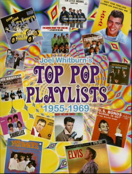 Top Pop Playlists 1955-1969
