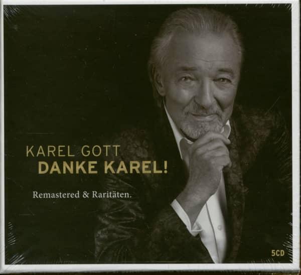 Danke Karel! Remastered & Raritäten (5-CD)