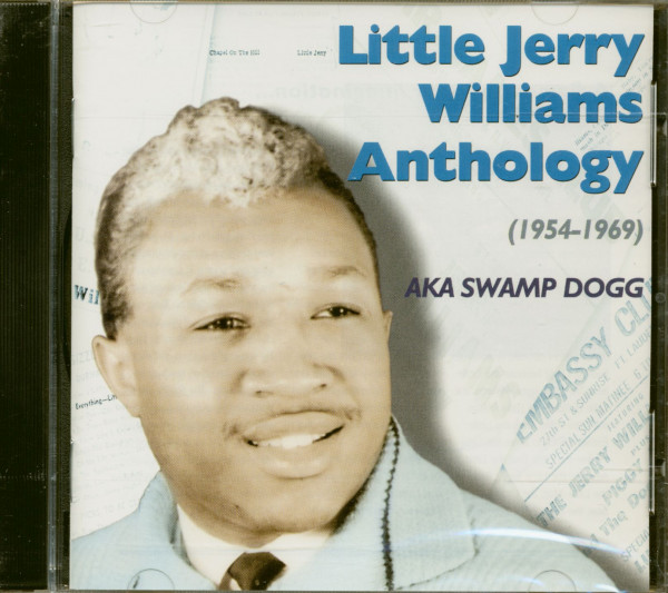Little Jerry Williams Anthology (CD)