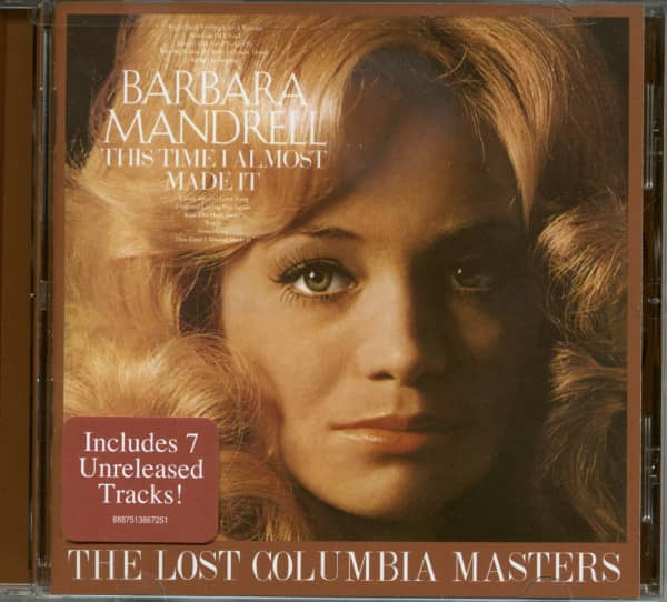This Time I Almost Made It - The Lost Columbia Masters (CD)
