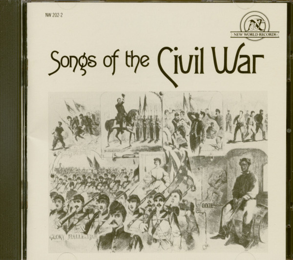 Songs Of The Civil War (CD)