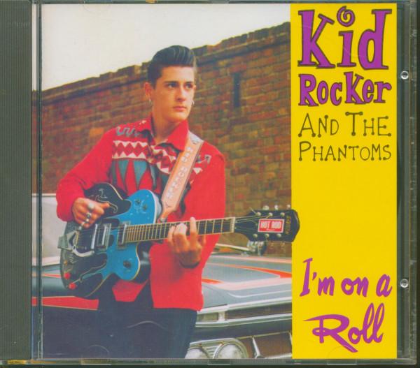 I'm On A Roll (CD)
