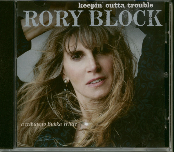 Keepin Outta Trouble: A Tribute To Bukka White (CD)