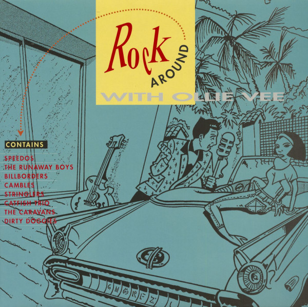 Rock Around With Ollie Vee (LP)