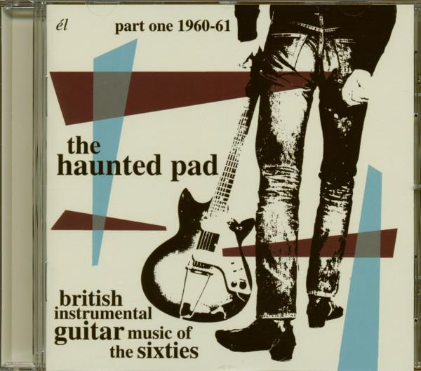 British Instrumental Guitar Music Of The Sixties (CD)