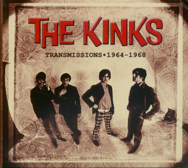 Transmissions 1964 - 1968 (2-CD)