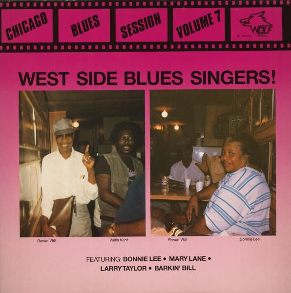 Chicago Blues Session Vol.7 (LP)