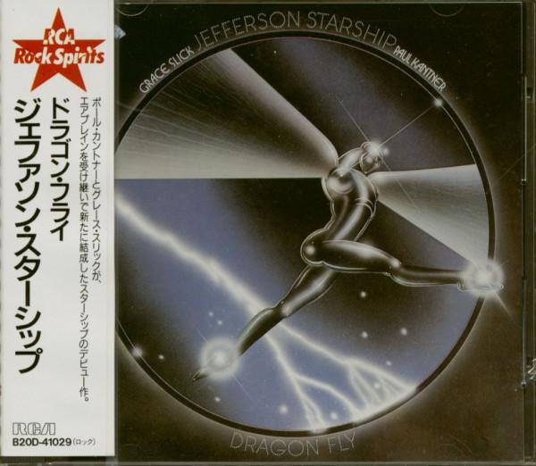 Dragon Fly (CD, Japan)