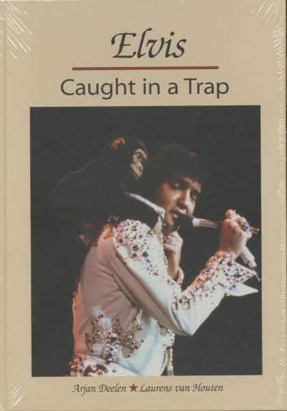 Caught In A Trap - Arjan Deelen & Laurens van Houten - 1973 Photobook