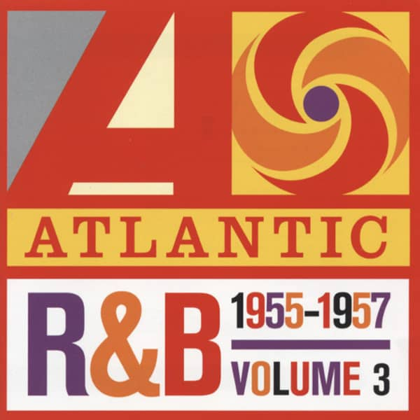 Vol.3, Atlantic R&B 1955-1957