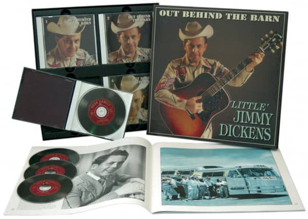 Out Behind The Barn (4-CD Deluxe Box Set)