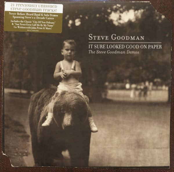 It Sure Looks Good On Paper - The Steve Goodman Demos (2-LP)