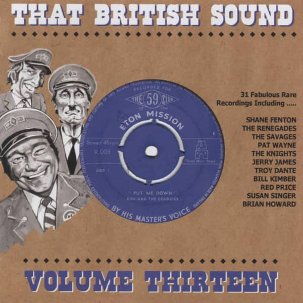 Vol.13, That British Sound
