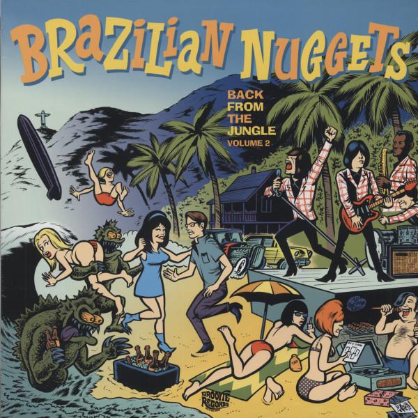 Brazilian Nuggets - Back From The Jungle Vol.2